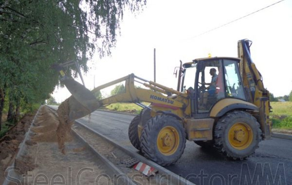 Реконструкция улицы Зилупе, Резекне